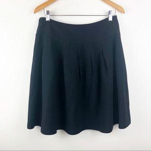 🌿 Banana Republic A-line Wool Skirt